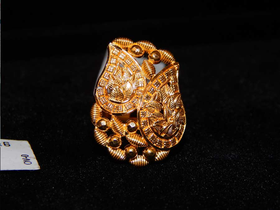 Best Designer Collection Of Female Gold Rings And Jewellery In Bhiwandi Thane Mumbai